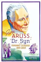Doctor Syn 1937 DVD - George Arliss / Margaret Lockwood